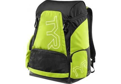 TYR Alliance Backpack 45L Geel