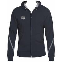 Arena Hooded Jacket Navy