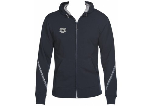 Arena Hooded Jacket Navy