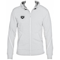 Arena Hooded Jacket Wit