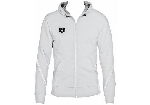 Arena Hooded Jacket Wit