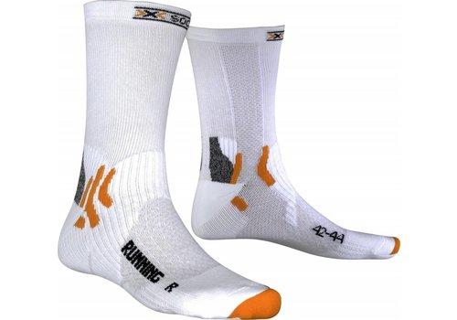 X-Socks Running Mid Calf Wit