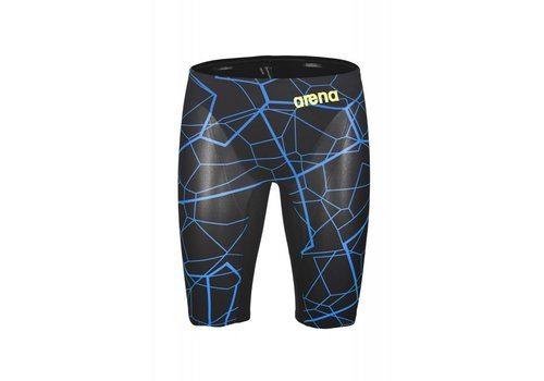 Arena Powerskin Carbon Air Jammer Limited Edition Zwart-Blauw