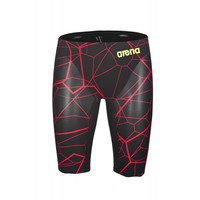 Arena Powerskin Carbon Air Jammer Limited Edition Zwart-Rood