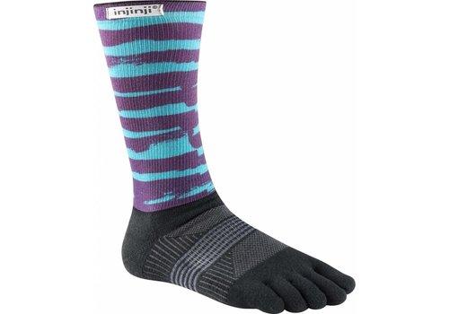 Injinji Womans Trail Midweight Socks C Coolmax Xtralife Chalky