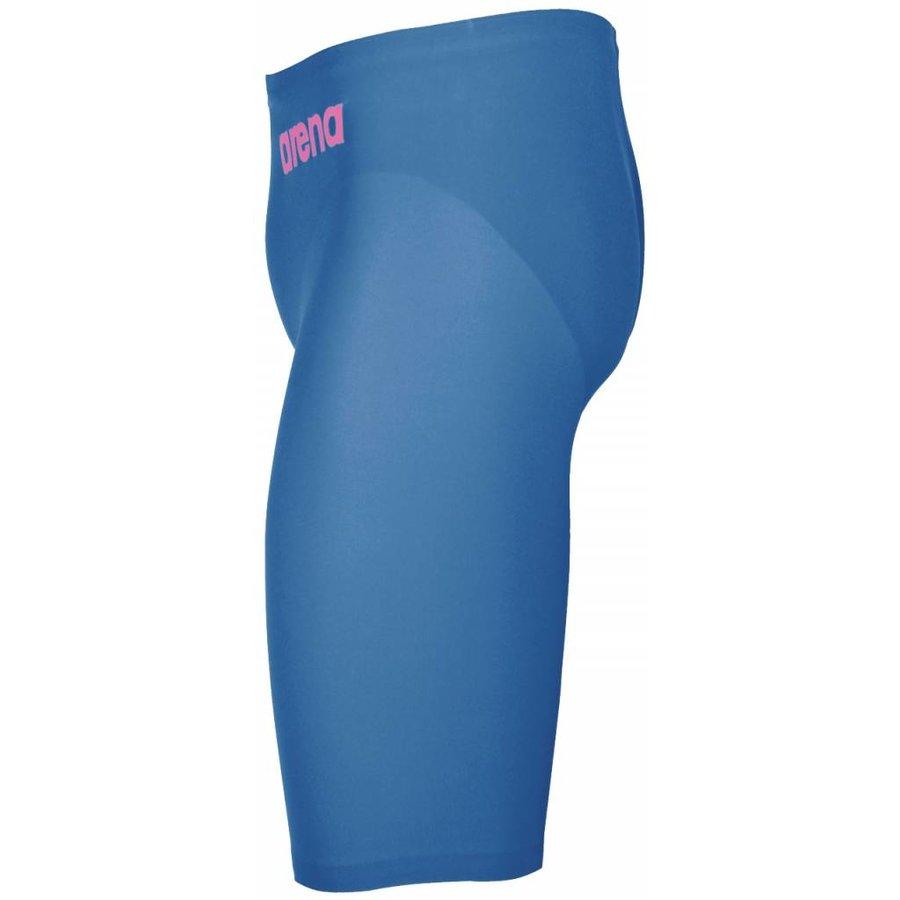 Arena Powerskin R-Evo One Jammer Blauw-Roze