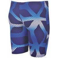 Arena Jammer Spider Junior Navy-Wit