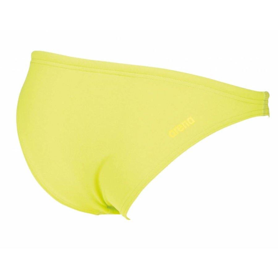 Arena Bikinibroekje Leaf-Geel