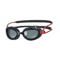 Zoggs Zwembril Predator Polarized Smoke-Red