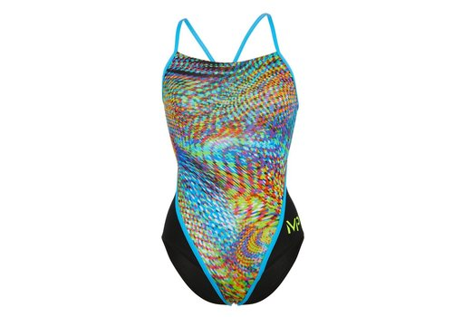 Michael Phelps Badpak Snake RB Multicolor-Zwart