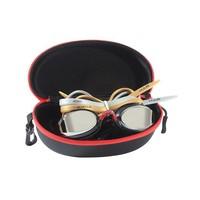HUUB Zwembril Brownlee Spiegel Zwart-Zwart Donkere