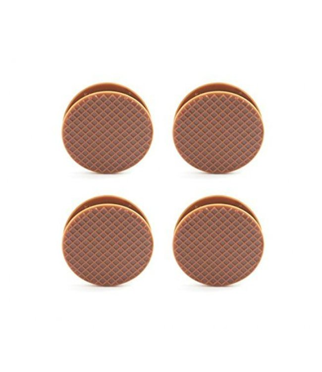 Stroopwafel Bag Clips