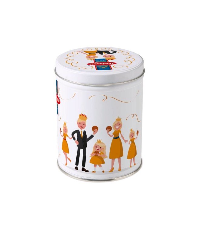 Daelmans Long Live The King Stroopwafel tin