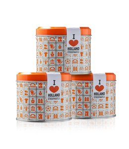 Daelmans Orange Tins Special