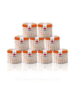 Daelmans Stroopwafels in Orange Tin – Case of 9