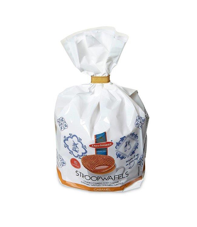 Daelmans Stroopwafels - Clip bag of 10