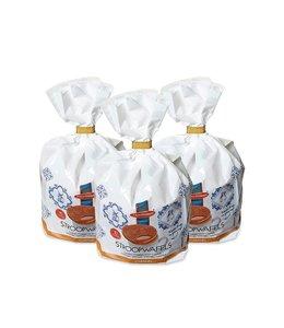 3 Pakjes Daelmans Stroopwafels