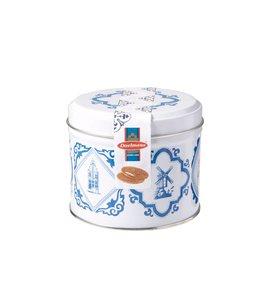 Daelmans Stroopwafels in Delft Blue Tin
