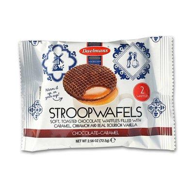 Chocolade Stroopwafels