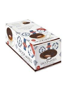Daelmans Chocolade Caramel Stroopwafels - 18x2