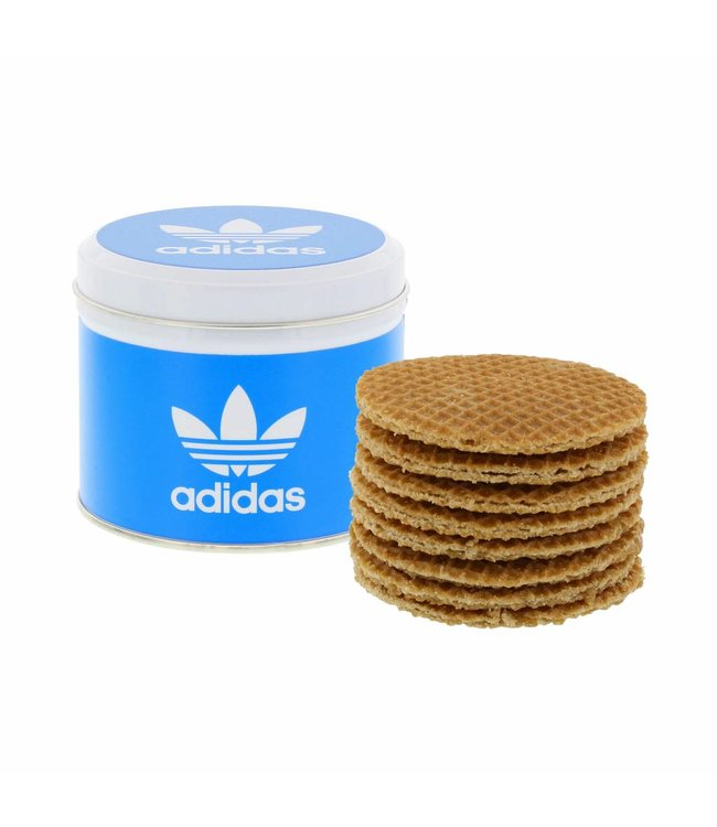 Customize Your Stroopwafel Tin | Label & Lid Print