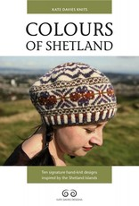 Kate Davies Design KATE DAVIES - COLOURS OF SHETLAND