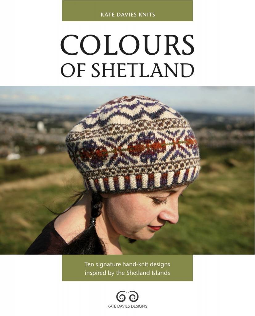 Kate Davies Design KATE DAVIES - COLOURS OF SHETLAND