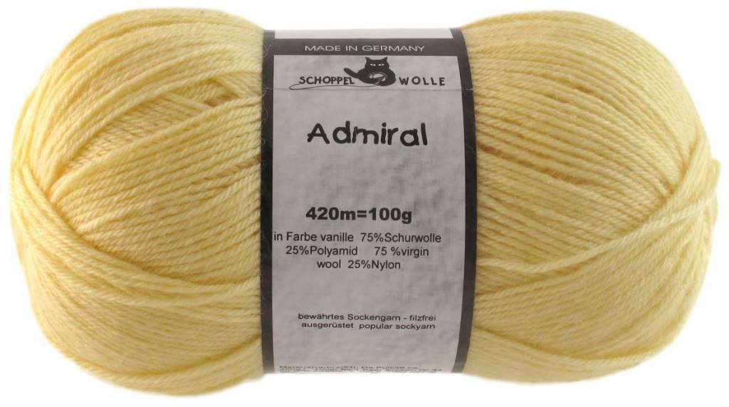 Schoppel-Wolle ADMIRAL 0320 VANILLE