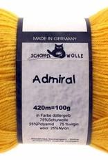 Schoppel-Wolle ADMIRAL 0580 YOLK-YELLOW