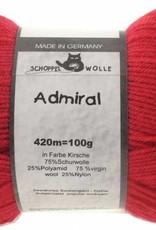 Schoppel-Wolle ADMIRAL 1303 CHERRY