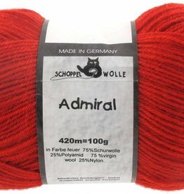 Schoppel-Wolle ADMIRAL 1390 FIRE