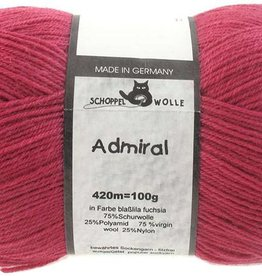 Schoppel-Wolle ADMIRAL 2681 LILAC FUCHSIA