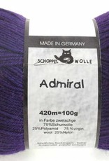Schoppel-Wolle ADMIRAL 3693 PLUM