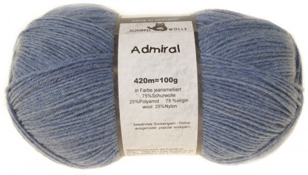 Schoppel-Wolle ADMIRAL 4653M JEANS