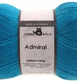 Schoppel-Wolle ADMIRAL 4780 TURQUOISE