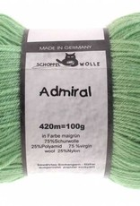 Schoppel-Wolle ADMIRAL 6760 MAY-GREEN