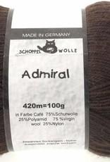Schoppel-Wolle ADMIRAL 7705 CAFÉ