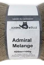 Schoppel-Wolle ADMIRAL MELANGE 7398M CAMEL