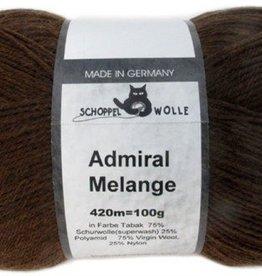 Schoppel-Wolle ADMIRAL MELANGE 8488M TABAK