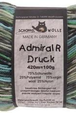 Schoppel-Wolle ADMIRAL PRINT CONTINIOUS 1979MAGIC CASCADE