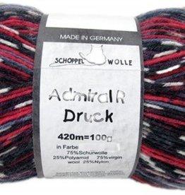 Schoppel-Wolle ADMIRAL PRINT CONTINIOUS 2183MAGIC KATZENBEIßER