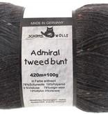 Schoppel-Wolle ADMIRAL TWEED BUNT 8805 ANTHRACITE