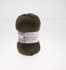 West Yorkshire Spinners BFL ARAN AVOCADO GREEN 350