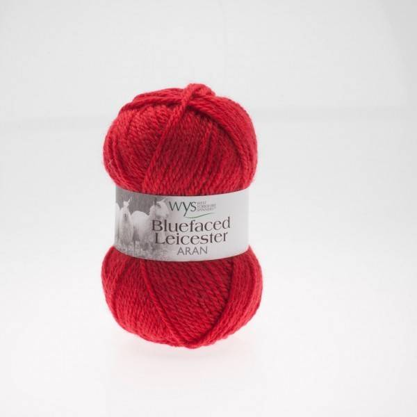 West Yorkshire Spinners BFL ARAN CHERRY