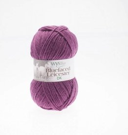 West Yorkshire Spinners BFL DK AUBERGINE