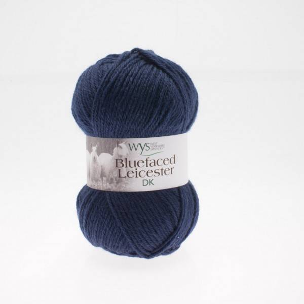 West Yorkshire Spinners BFL DK BLUEBERRY