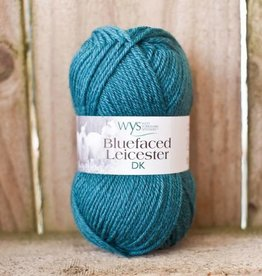 West Yorkshire Spinners BFL DK TEAL 134