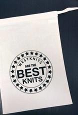 Stephen & Penelope PROJECT BAG - WESTKNITS BEST KNITS