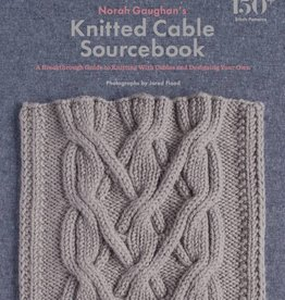 NORAH GAUGHAN KNITTED CABLE SOURCE BOOK