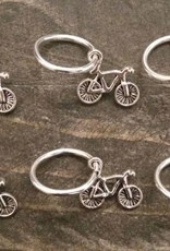 BICYCLE STITCH MARKERS 6PK